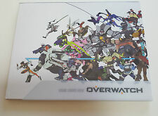 NEW Overwatch Visual Sourcebook Collector's Edition Art Book ONLY Blizzard