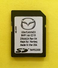 Mazda Navigation GPS SD Card USA/CAN/MEX BHP1 66 EZ1D  56324000 Navteq