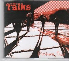 (EW560) The Talks, Picture This - sealed CD
