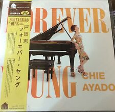 Chie Ayado Forever Young LP Vinyl NEW High Quality