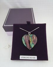 Heathergems Pendant - Medium Heart - New - First Quality - #6 - 25