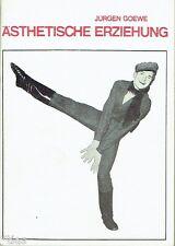 Goewe : Ästhetische Erziehung der Tanzgruppenmitglieder beim Laientanz Tanz 1970
