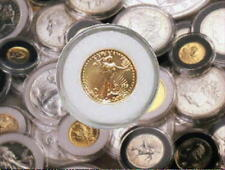 "New  ""AIR-TITE""  Coin Protectors for Gold Maple Leaf Coins 1/20 1/10 1/4 1/2 1oz"