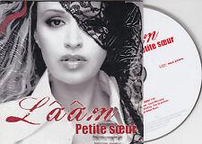 CD CARTONNE CARDSLEEVE COLLECTOR LAAM PETITE SOEUR 1T DE 2005 RARE !!!