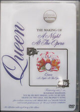 Queen - Freddie Mercury - THE MAKING OF A NIGHT AT THE OPERA DVD