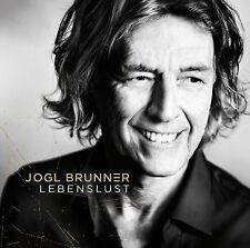 JOGL BRUNNER - LEBENSLUST  CD NEU