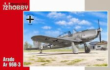ARADO Ar-96 B-3  -  WW II GERMAN TRAINER (LUFTWAFFE MKGS) 1/72 SPECIAL HOBBY NEW