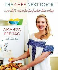 The Chef Next Door Cookbook by Amanda Freitag Hardcover BOOK