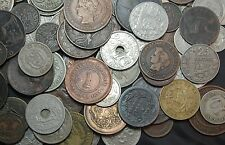 25 Old Coins: Avg catalog value over $3 each. All 70+ yrs old, some in 1800's