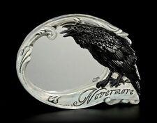 Alchemy The Vault - Taschenspiegel Nevermore - Rabe Gothic Spiegel Tasche