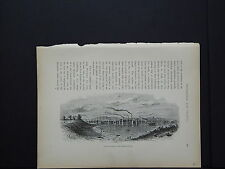 One In-Text Engraving, c 1872 S4#155 City of Providence, Rhode Island