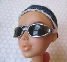 LIV FASHION DOLL JEWELRY~Pink/Silver SUNGLASSES/Hair HEADBAND-fits moxie/bratz