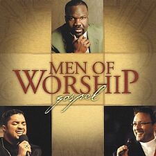 Men of Worship Gospel by Various Artists (Cassette, May-2001, Sony Music...