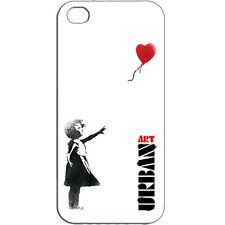 New - Banksy Grafitti Urban Art iPhone 5 Case Red Balloon