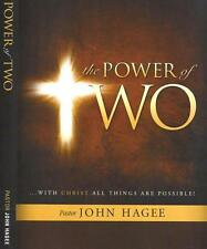The Power of Two..With Chirst all things are possible 3 Dvd Teaching John Hagee