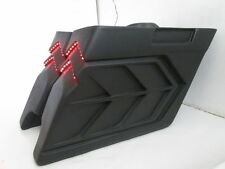 "Bagger 4"" Stretched Extended Saddlebags Touring Harley Street Ulta Electra Glide"
