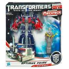 Transformers Dark Of The Moon Optimus Prime Mechtech Voyager Class Action Figure