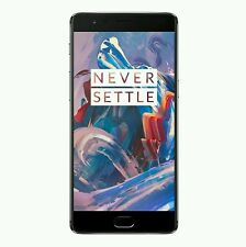 New Graphite OnePlus 3 64GB Dual Factory Unlocked Smartphone Quad Core 5.5'' HD
