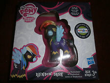 MY LITTLE PONY HASBRO FRIENDSHIP MAGIC RAINBOW DASH AS SHADOWBOLT TOYS R US NEW