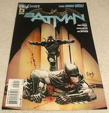 DC COMICS BATMAN # 5 VF+ THE NEW 52