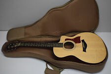 2011 Taylor 100 114CE 6-String Acoustic Electric Guitar w/ Taylor Soft Case MIM