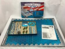 Mission Command Sea Game - Board/Dice/War/Airplanes/Ships - Milton Bradley 2003