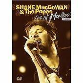 Shane MacGowan - Live at Montreux 1995 (Live Recording/+DVD) NEW SEALED POGUES