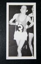 ZATOPEK cecoslovacco distanza RUNNER FOTO CARD # in buonissima condizione