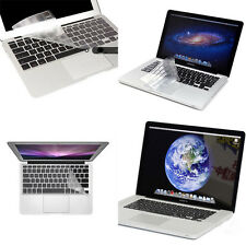 "Ultrathin Clear TPU Keyboard Cover Skin for Apple Macbook Pro /Retina 13"" 15"""
