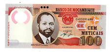 Mozambique … P-151 … 100 Meticais … 2011 … *UNC*