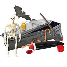 ULTIMATE Gray Coffin Casket Playset for WWE Wrestling Action Figures