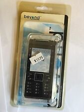Sony Ericsson C902,C902i Crystal Hard Case Clear LTCC-ERIC902 Brand New & Sealed