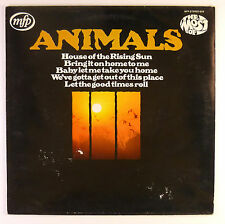 """12"""" LP - Animals - The Most Of - B4422 - washed & cleaned"""