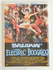 Breakin' 2 Electric Boogaloo FRIDGE MAGNET (2 x 3 inches) movie poster breaking