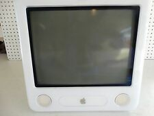 Apple eMac PowerPC G4 PowerMac 17in 1GHz White 40GB Hard Drive EMC 1955 A1002