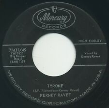 "KERNEY RAVET Tyrone/Top Gun 7"" 1959 Mercury rockabilly VG HEAR IT"