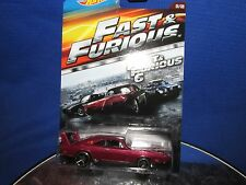 1969 '69 CHARGER DAYTONA FAST & AND FURIOUS 6 OFFICIAL MOVIE CAR HOT WHEELS 2015