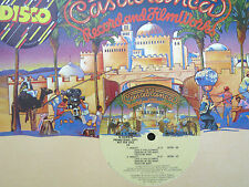 "ULTIMATE~MEDLEY (3 SONGS)~1979 CASABLANCA DISCO REMIX 12"" *NEAR MINT PROMO*"