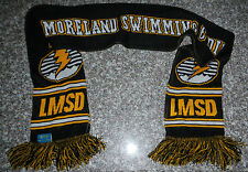 "Lower Moreland Swimming & Diving LMSD Lightning 66"" Knitted Winter Scarf"