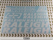 RALEIGH Stickers Decals Bicycles Bikes Cycles Frames Forks Mountain MTB BMX 59NB