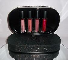Authentic MAC Object Of Affection 4pc Nude + Red Lip Gloss Gift Set SOLD OUT