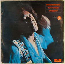 "12"" LP - Jimi Hendrix - Hendrix In The West - k5100 - washed & cleaned"