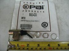 Air Control Valve Toggle Switch PN MAS-4233 Ref# Mack 20QE39311 Red Dot RD538270