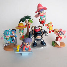Bandai Gashapon HG Series Dr. Slump Arale Figure Full Set of 6 Pcs.