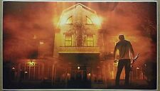 "Amityville Horror GIANT WIDE 42"" x 24"" Movie Evil Scary Halloween Poster"