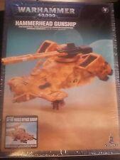 Warhammer GW 40k Tau Empire Hammerhead Gunship / Sky Ray Factory Sealed New