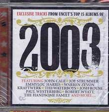 JOHN CALE / JOE STRUMMER / EMMYLOU HARRIS + Best of 2003 UNCUT CD