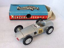 MERCURY MERCEDES FORMULA 1, VINTAGE ITALIAN RACE CAR. EXCELLENT BOXED MODEL.