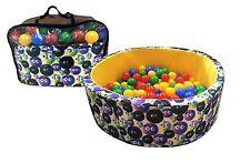 Bällebad, Becken mit Bällen, Kinderspielzeug, Spielbecken für das Kinderzimmer