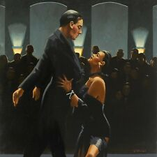 Jack Vettriano - Rumba in Black - Art Print - 50x70cm